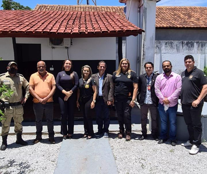 Para facilitar emissão de Carteira de Identidade, Segurança Pública inaugura núcleo de identificação em Formoso do Araguaia