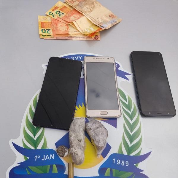 PM prende dois homens por posse de drogas em Araguaína