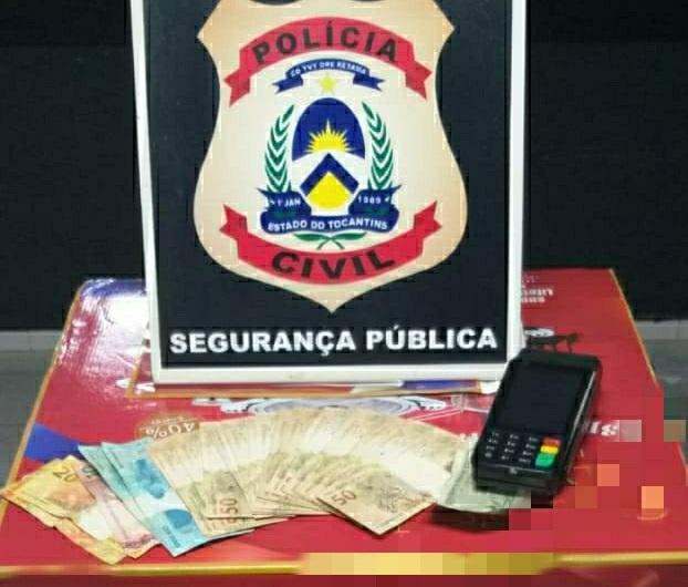 """Polícia Civil detém casal e alerta população sobre """"golpe da panela"""" que foi aplicado em Araguaína"""