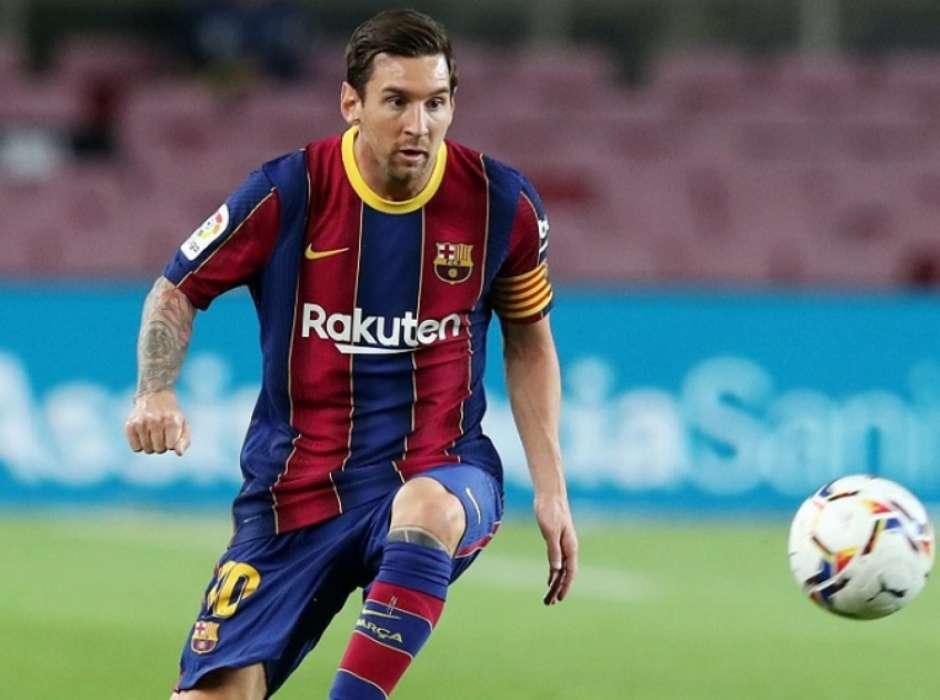 Manchester City fecha as portas para Messi, diz jornalista