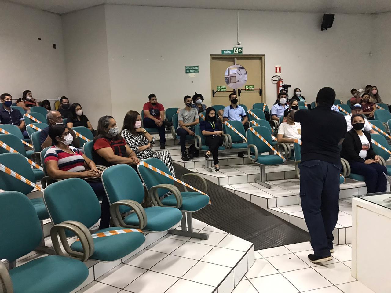 ACIP e Sebrae promovem palestra sobre Show de vendas e Motivação no Natal, em Paraíso
