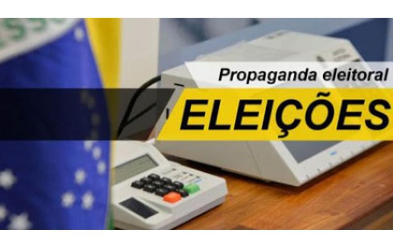 Horário eleitoral gratuito começa hoje nas cidades que terão 2º turno