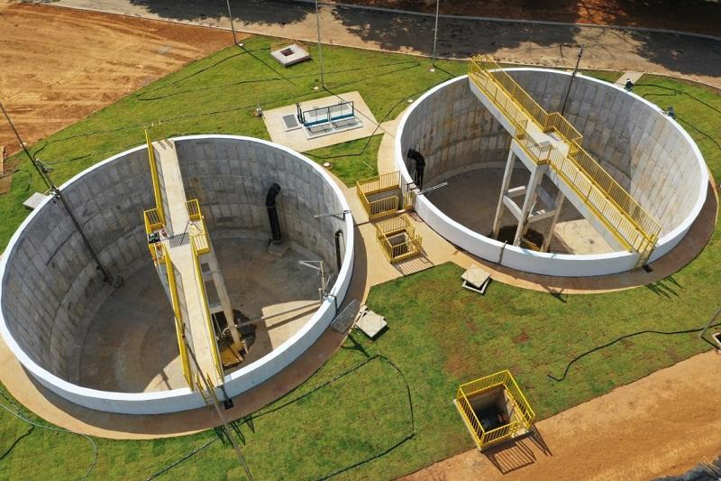 BRK Ambiental realiza melhorias na Estação de Tratamento de Água de Gurupi
