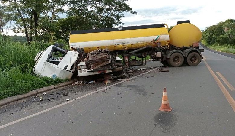 Acidente na BR-153 entre Miranorte e Rio dos Bois deixa óbito