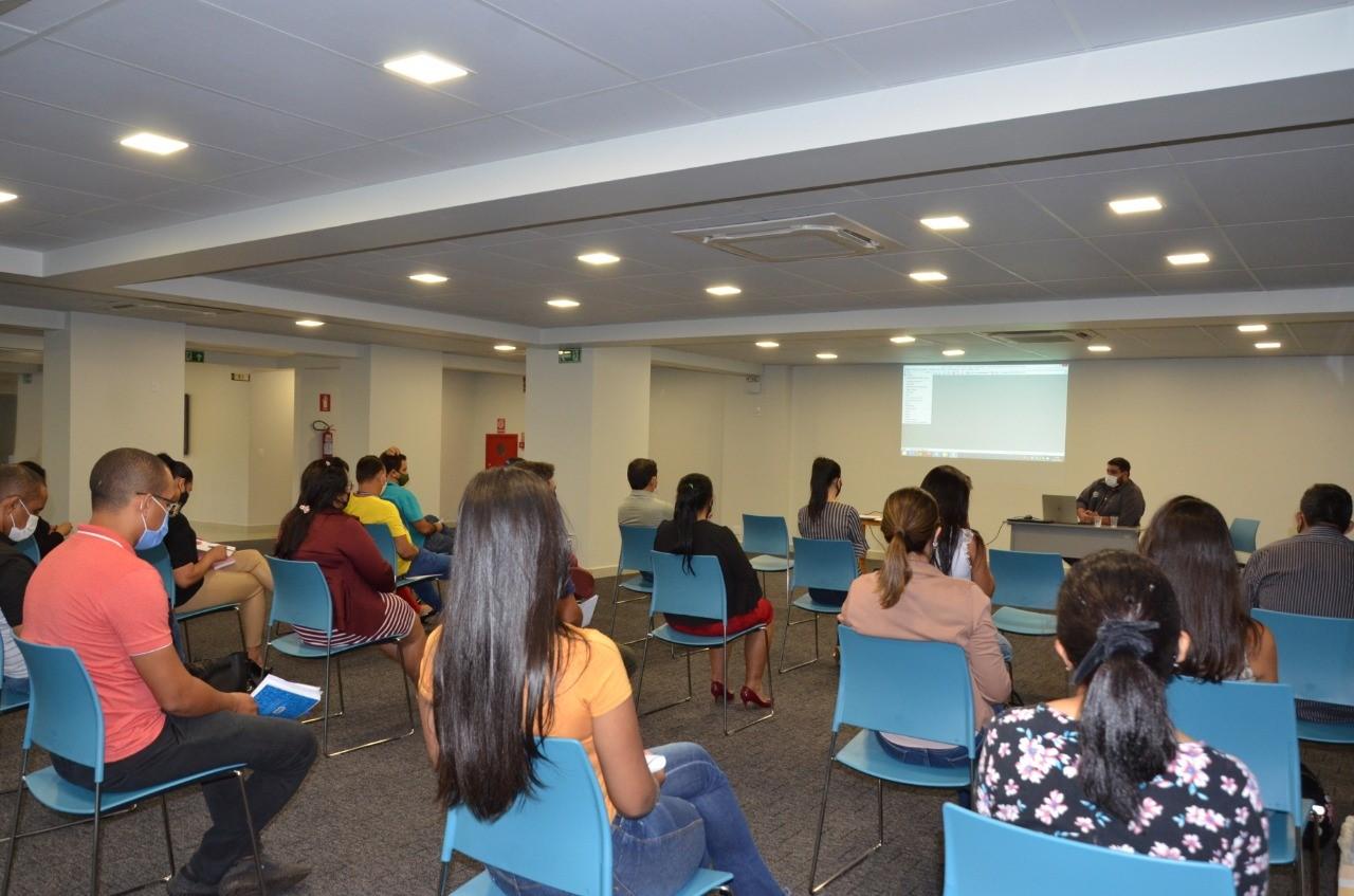 Câmara Municipal de Palmas promove aperfeiçoamento para servidores