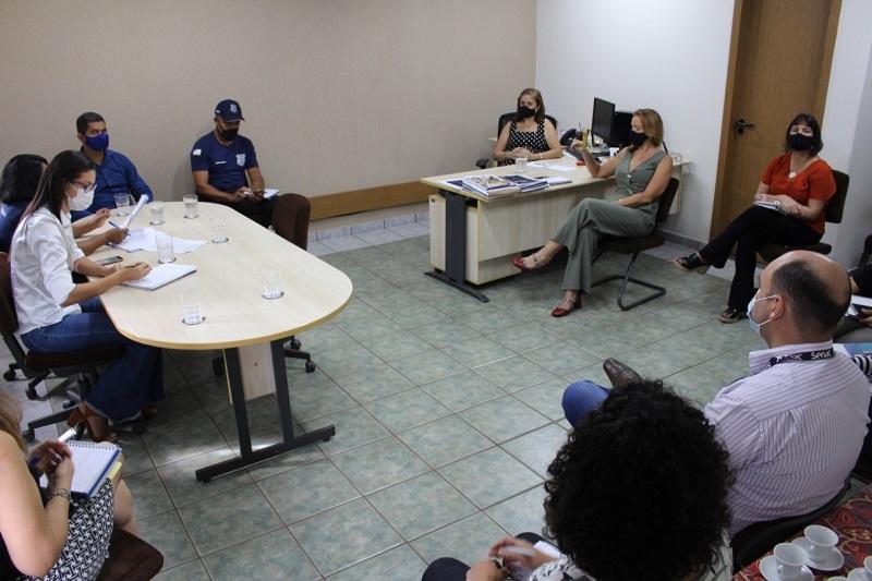 Cursos profissionalizantes serão retomados no Case de Palmas com parceria entre Seciju, Senac e MPT