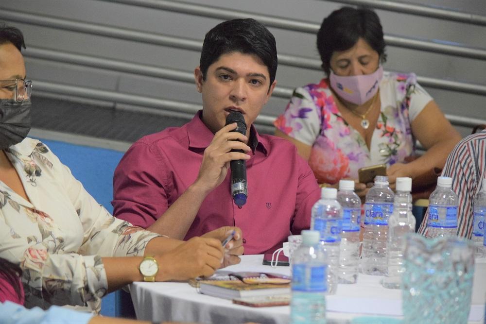 Celso Morais participa do 1º Encontro de Prefeitos do Vale do Araguaia