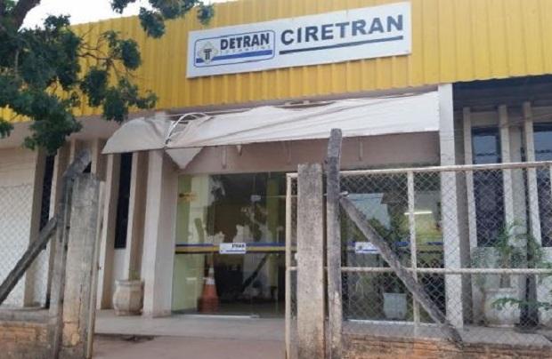 Foragido da Justiça de Goiás é preso pela Polícia Civil ao tentar renovar CNH em Gurupi