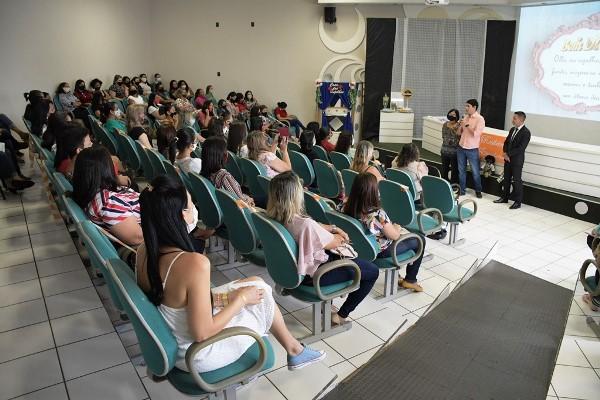Educadores da Rede Municipal de Ensino de Paraíso participam de Formação Continuada