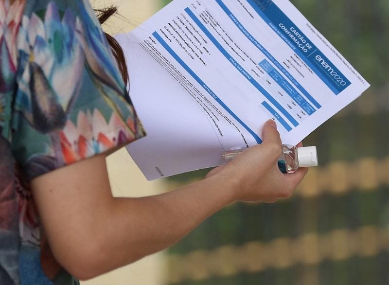 Enem 2020: 51,5% dos inscritos não comparecem ao exame