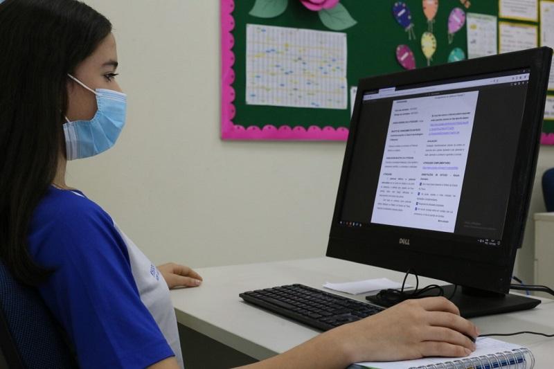 Educação realiza intensivão de aulas na reta final de preparação dos estudantes para o Enem