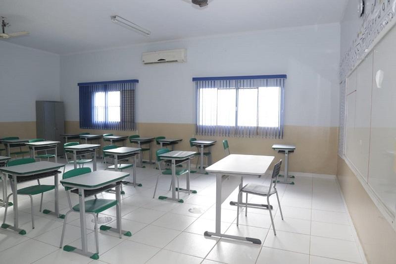 Matrículas para alunos novatos da rede municipal de Gurupi segue até sexta-feira