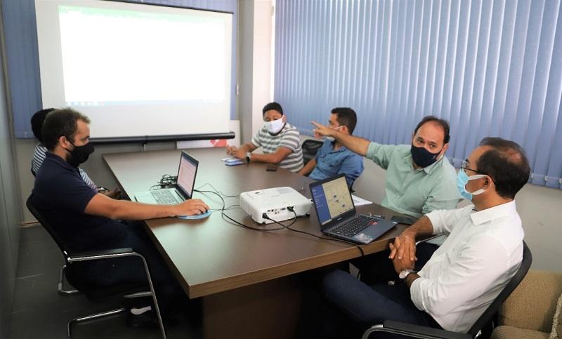 Secretaria da Fazenda apresenta trabalho de mapeamento via satélite de imóveis de Araguaína
