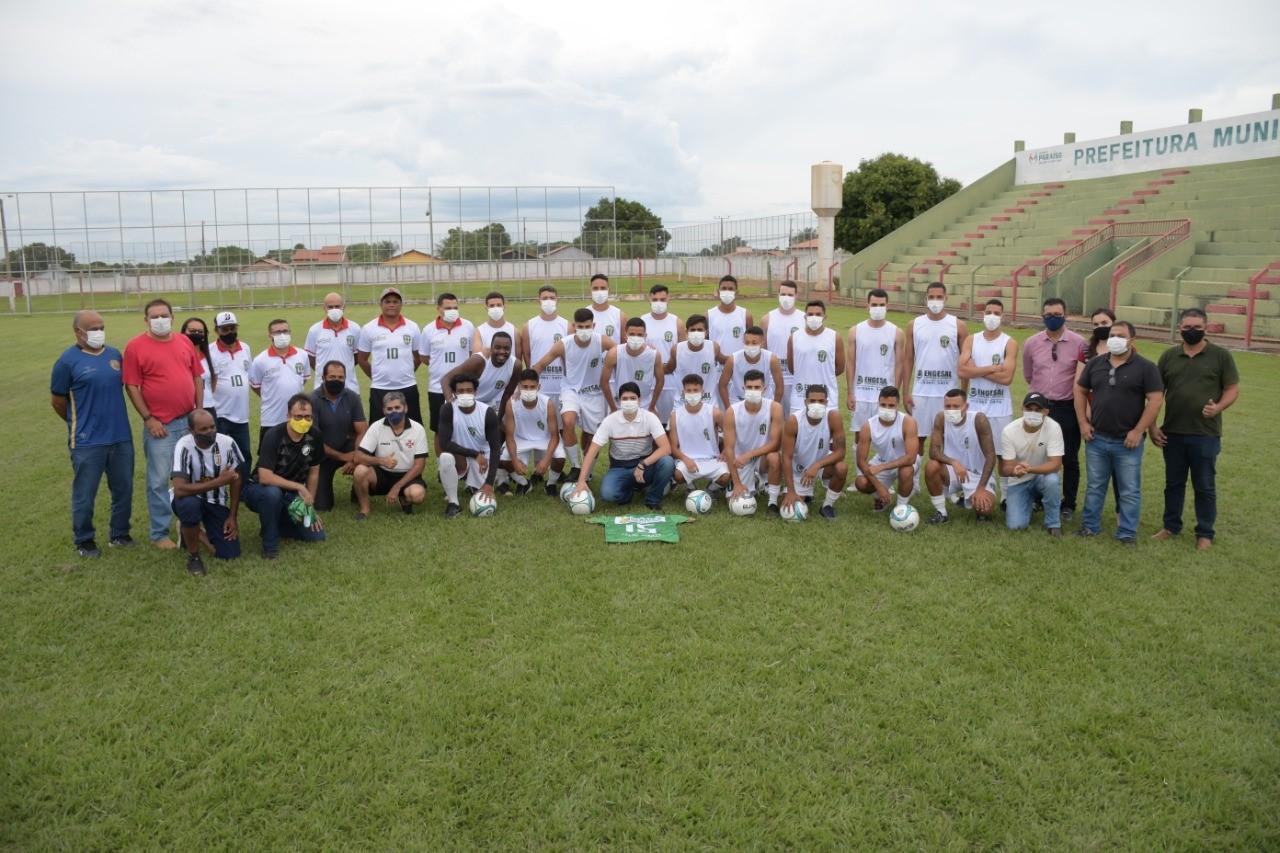 Nova Conquista Paraíso apresenta atletas para a temporada 2021