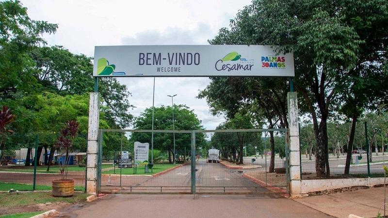 Prefeitura de Palmas decide fechar o Cesamar aos fins de semana e restringir acesso às praias