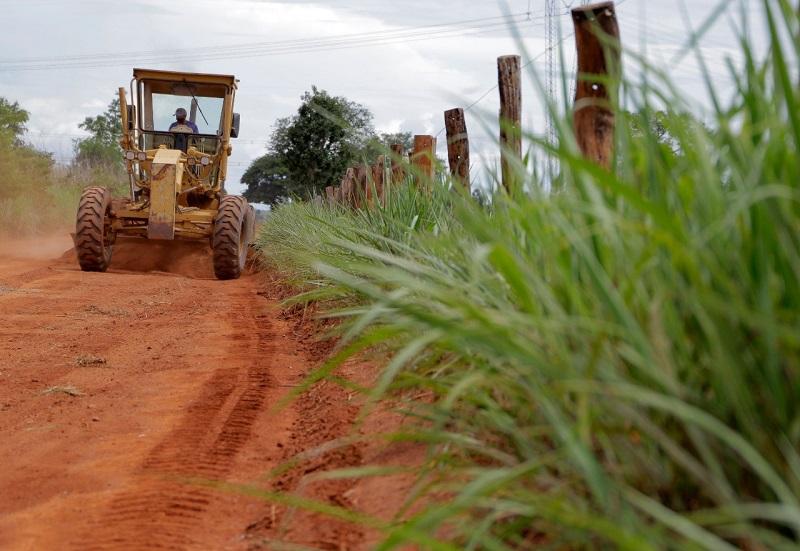 Prefeitura de Gurupi inicia recuperação da estrada do Assentamento Vale Verde