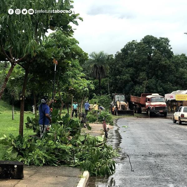 Secretarias se unem em prol do projeto 'Tabocão, cidade limpa!'