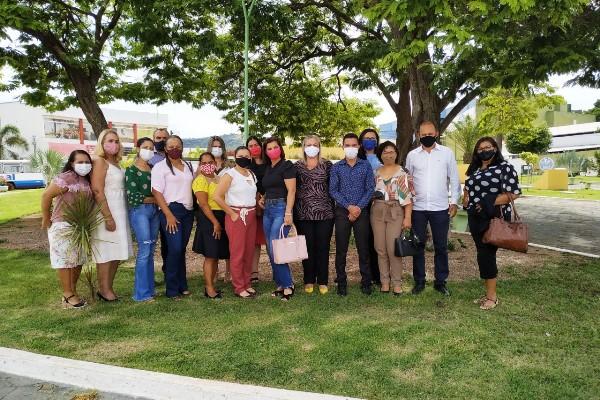 Secretários de Educação do Vale do Araguaia participam de reunião sobre os desafios na pandemia