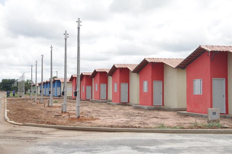 Governo do Tocantins realiza sorteio de endereços de mais 36 unidades habitacionais do Jardim Taquari