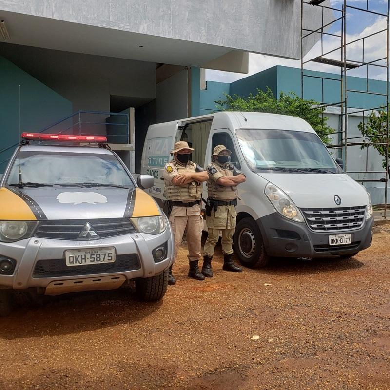 """PM desencadeia """"Operação Garantia"""" durante vacinação contra a Covid-19 no Tocantins"""