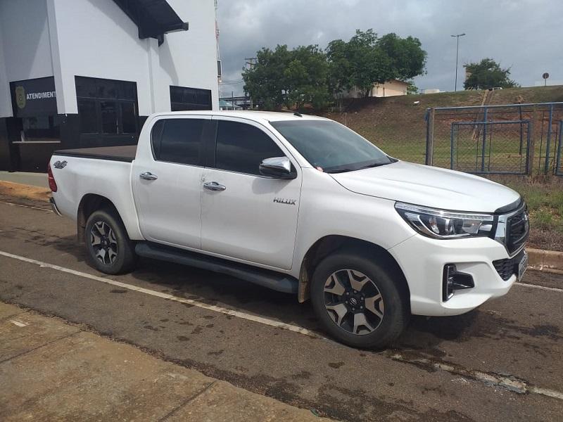 Polícia Científica identifica veículo de Palmas clonado em Araguaína