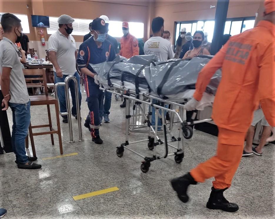 Duas pessoas falecem de parada cardiorrespiratória em Araguaína TO