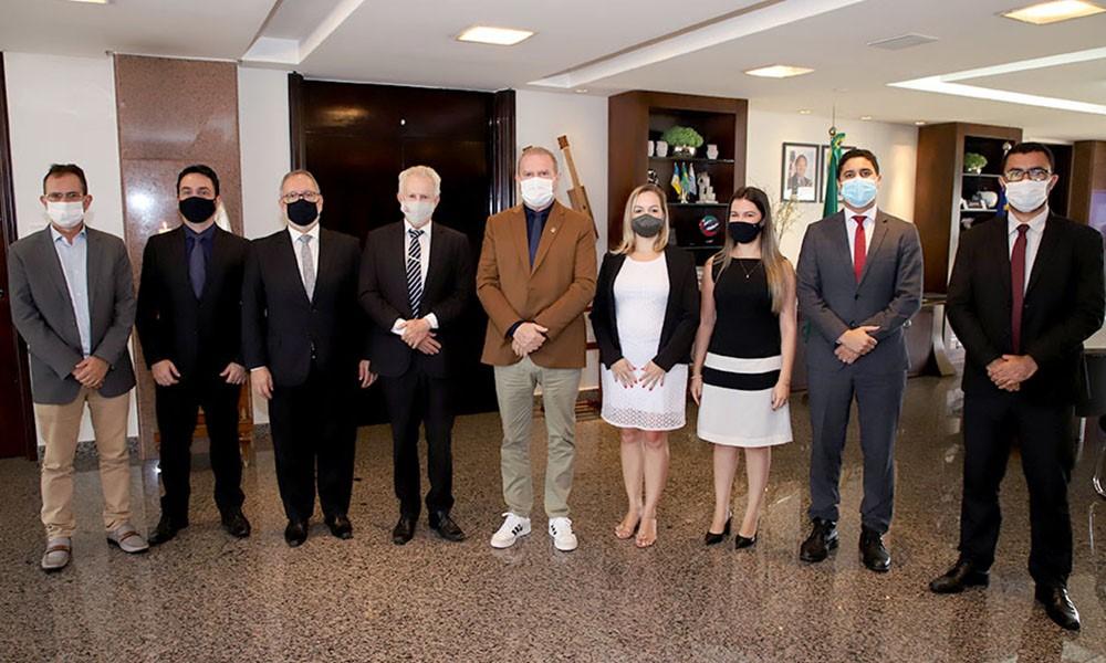 Governador Carlesse lança mestrado em direitos humanos em parceria com Tribunal de Justiça
