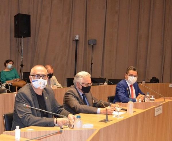 Secretário Edgar Tollini participa de reunião da Comissão Intergestores Tripartite