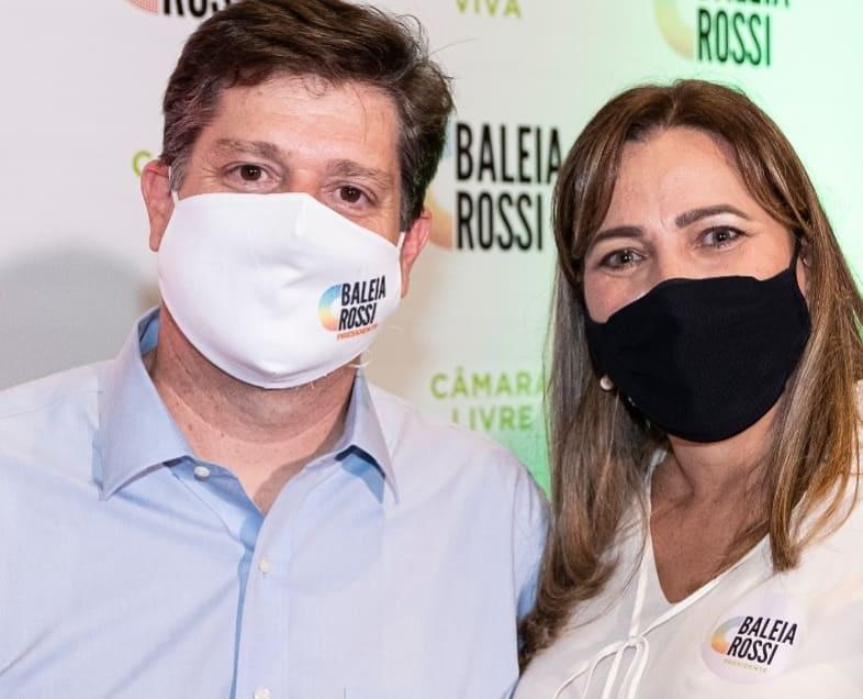 Baleia Rossi é reconduzido como presidente do MDB até outubro de 2022