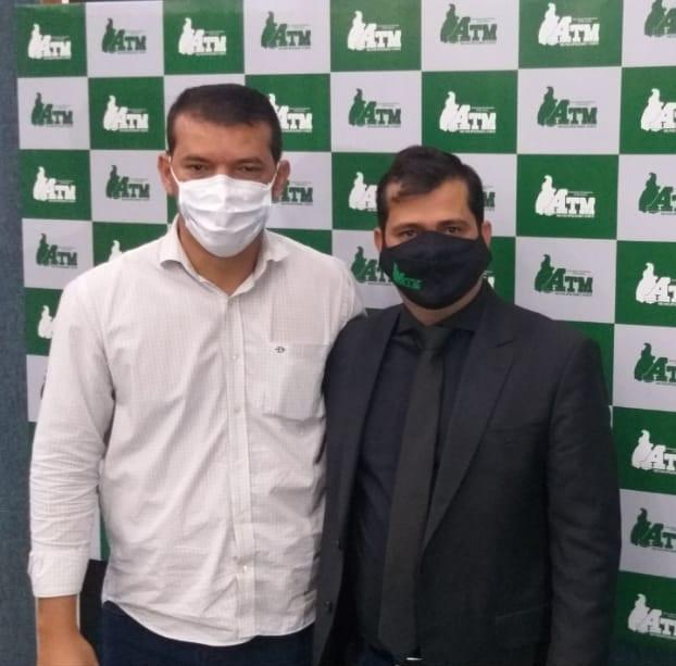 Prefeito de Marianópolis, Isaias Piagem toma posse no conselho deliberativo da ATM para biênio 2021/2022