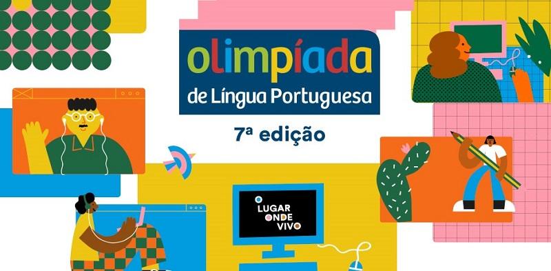 Está aberta a fase de inscrições para a 7ª edição da Olimpíada de Língua Portuguesa