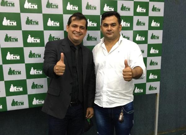 Prefeito de Rio dos Bois é empossado diretor administrativo da ATM