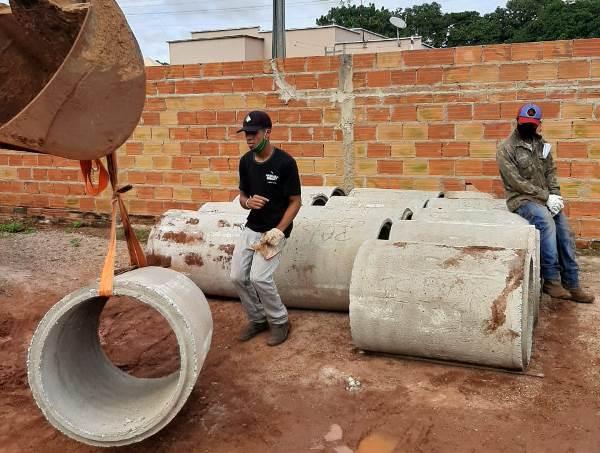 Prefeitura de Marianópolis implementa melhorias em estradas vicinais
