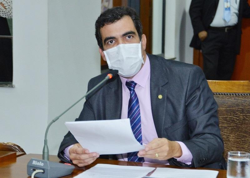 Proposta de Ayres pede isenção de ICMS para aquisição de vacinas no Tocantins