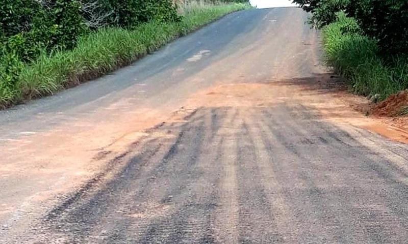 Governo do Tocantins finaliza correção de erosão na TO-342 entre Miranorte e Dois Irmãos