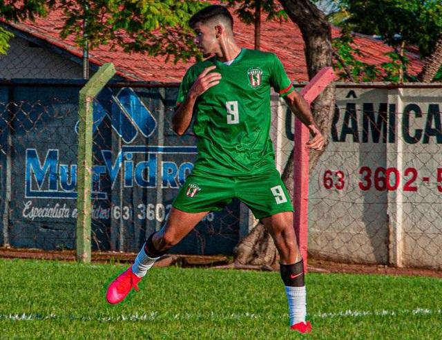 Tony Júnior assina com NC Paraíso na disputa do Campeonato Tocantinense