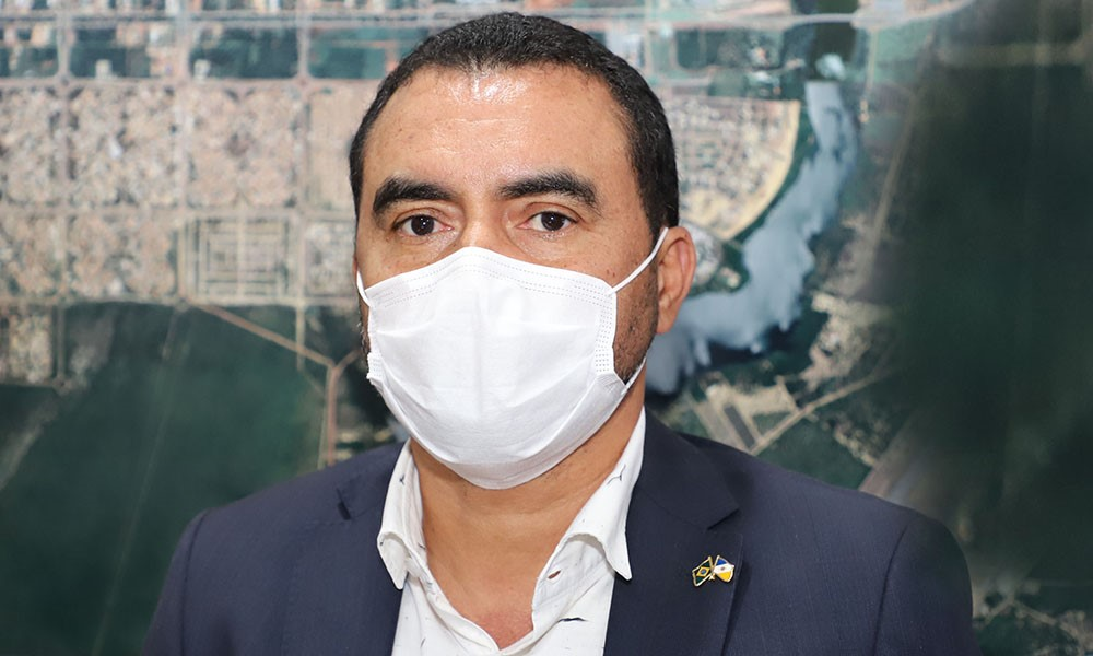 Vice-Governador participa de evento na Acipa com lançamento do projeto Unidos pela Vacina no Tocantins