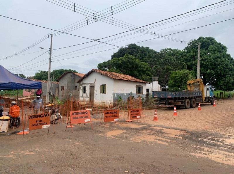 BRK Ambiental divulga cronograma das obras de esgoto em Tocantinópolis