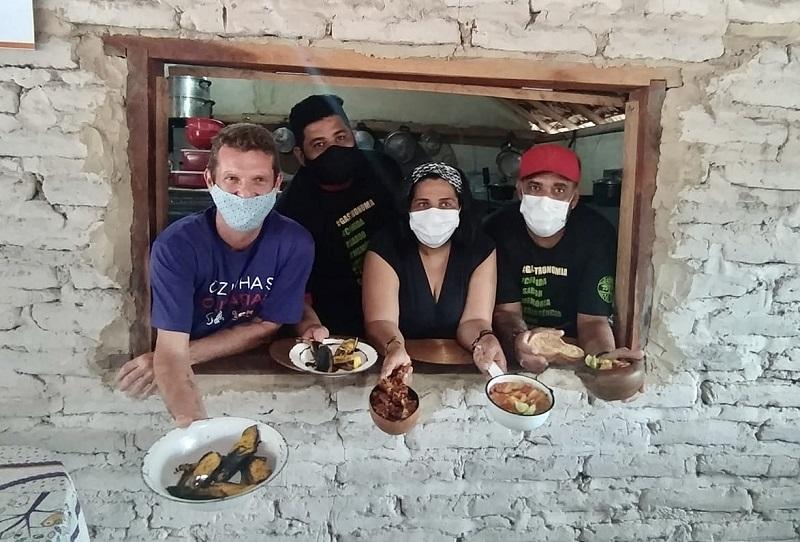 Projeto de Turismo de Base Comunitária desenvolve oficinas gastronômicas no Jalapão