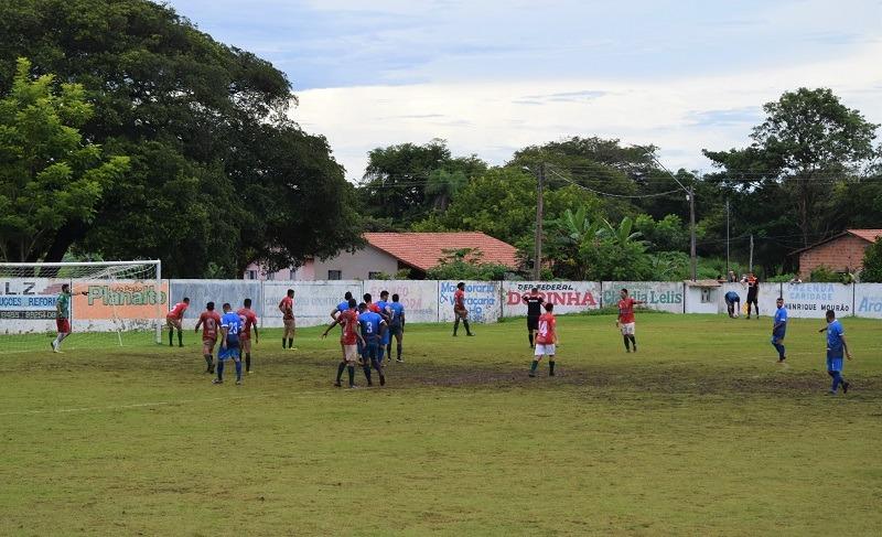 NC Paraíso enfrenta Tocantinópolis no Estádio Pereirão