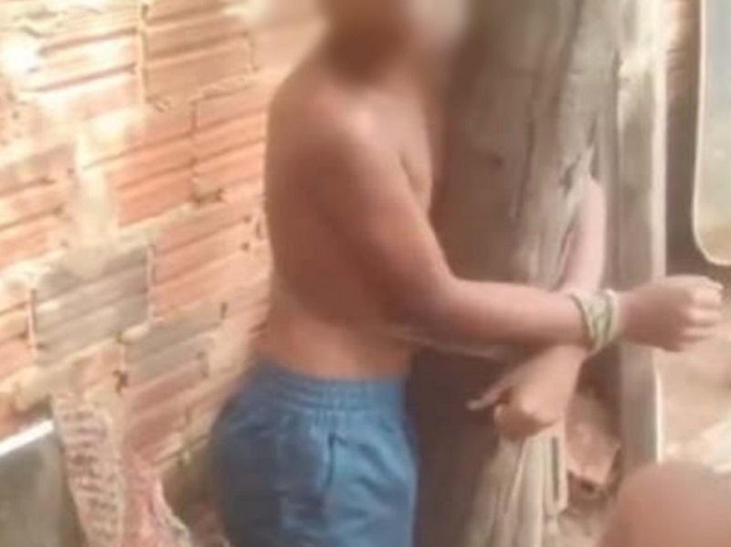 Menino de 8 anos é amarrado em pilar e avó confessa o crime, no norte do Tocantins