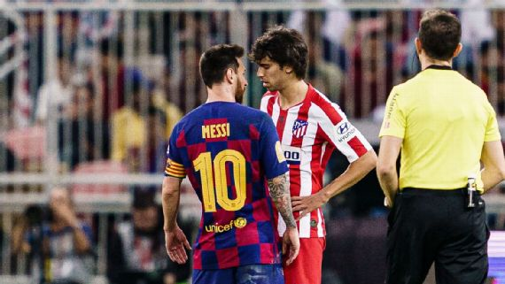 Barcelona 'aproveita' empate entre Atlético e Real Madrid e vira favorito ao título