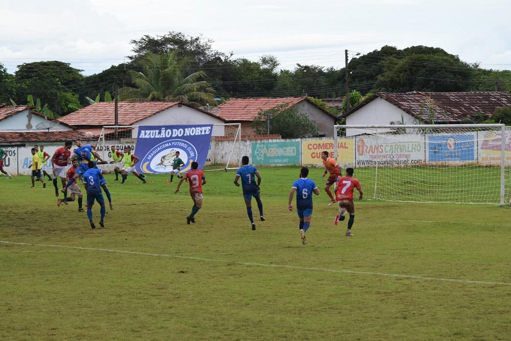 NC Paraíso e Araguacema empatam na 3ª rodada do Tocantinense