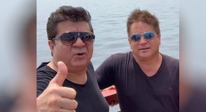 Assessor de Leonardo morre na fazenda do cantor após tiro acidental
