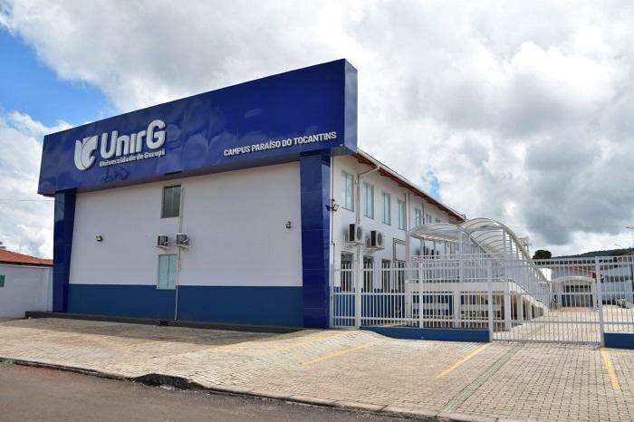 UnirG publica edital de isenção de taxa de inscrição para vestibular de Medicina em Paraíso