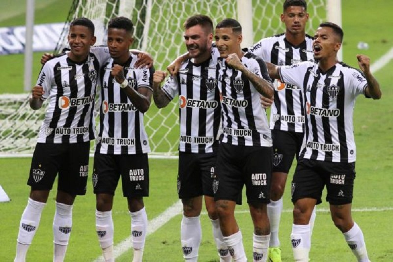 Atlético-MG vence o Boa após erro do árbitro e garante melhor campanha