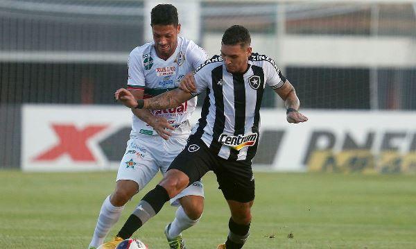 Botafogo e Volta Redonda enfrentam-se neste sábado à noite