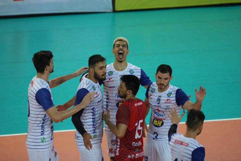 CBV divulga tabela dos confrontos das semifinais da Superliga B