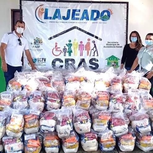 Emenda do deputado Nilton Franco garante cestas básicas a 200 famílias de Lajeado