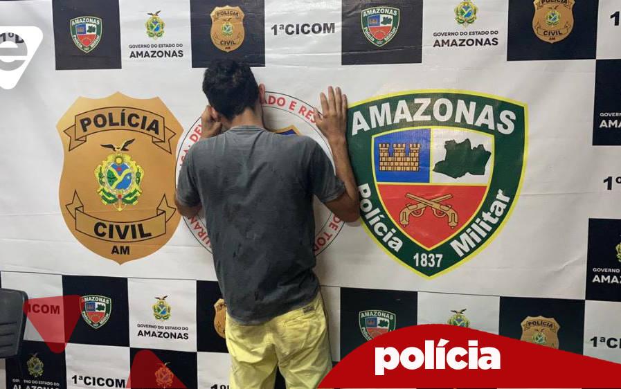 Vídeo: Jovem de 18 anos mata pai a facadas por motivo banal em Manaus